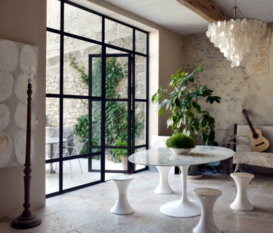 Capiz Shells Are, Like, SO HOT Right Now! Get In The Know... http://CARLAASTON.com/designed/capiz-shells-on-trend-design