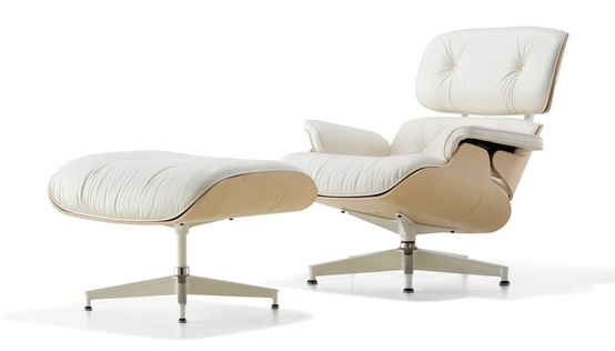 If You Don't Have An Eames Chair, Trust Me... You Want One. Here's Why ➤ http://CARLAASTON.com/designed/dream-furniture-the-eames-chair