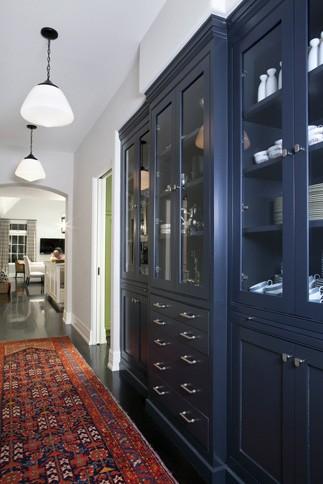 Designer: Betsy Burnham, via:  Hooked on Houses