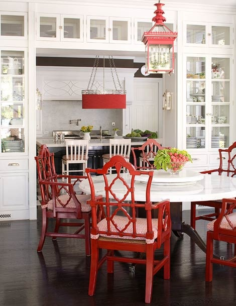 Designer, Windsor Smith, Image via:  Traditional Home