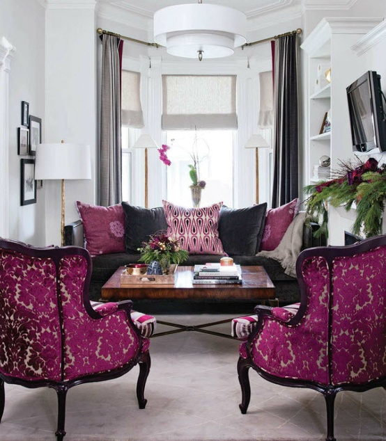 Designer:  Feasby & Bleeks , via:  Style at Home