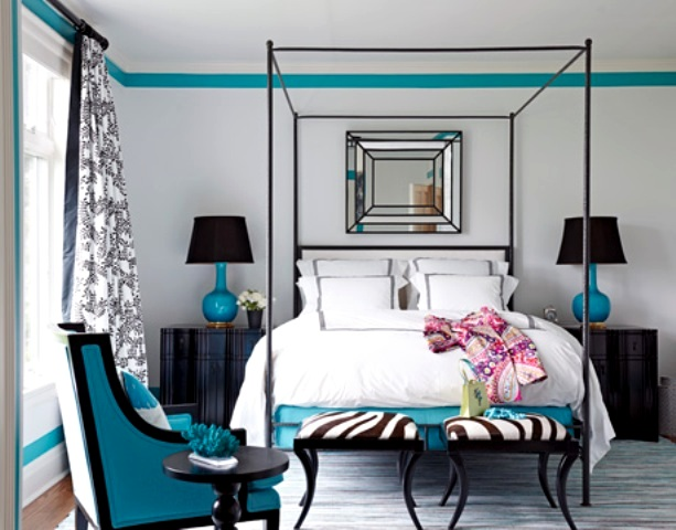 Designer Kim Coleman, via:  House Beautiful