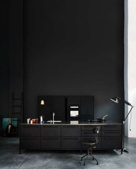 It's Sophisticated. It's Refined. It's Monochrome - 20 Incredible Interiors➤ http://CARLAASTON.com/designed/its-sophisticated-its-refined-its-monochrome