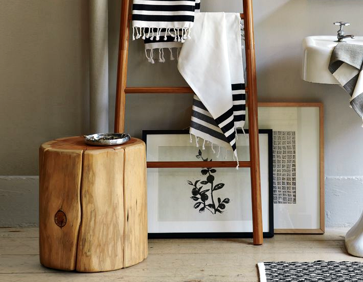 27 Stump Stools That Will Fit Anywhere In Your Life