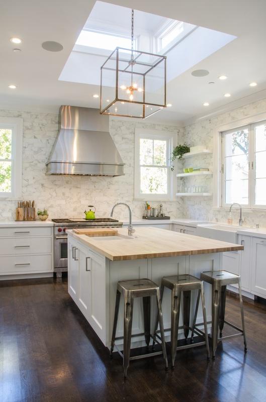 Evars and Anderson Interior Design, Image via:  Home Bunch blog
