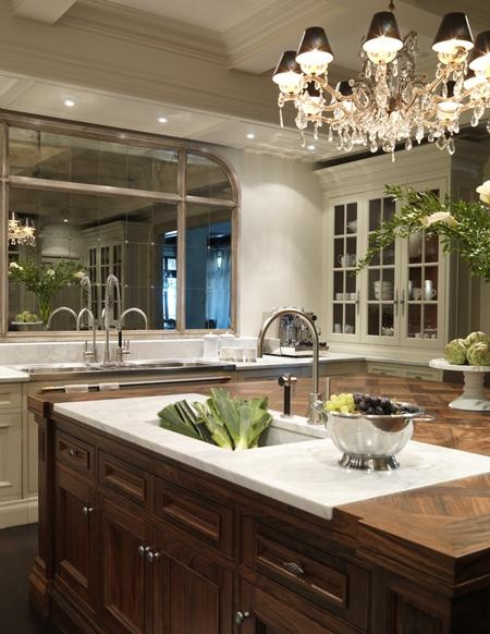 Tawse Winery  kitchen,Image via:  House and Home