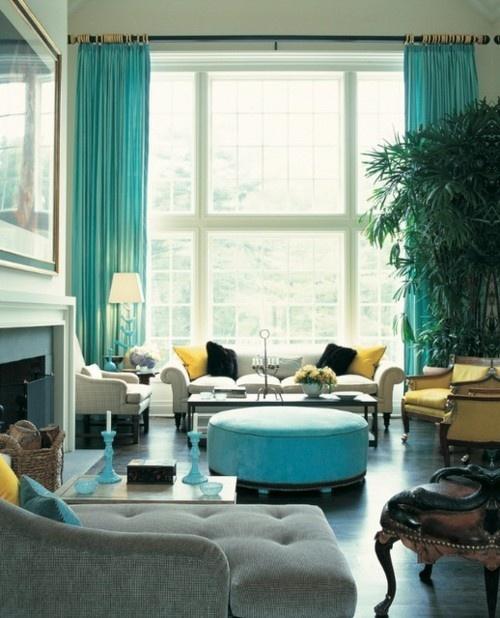 Image source: House Beautiful,  Jamie Drake