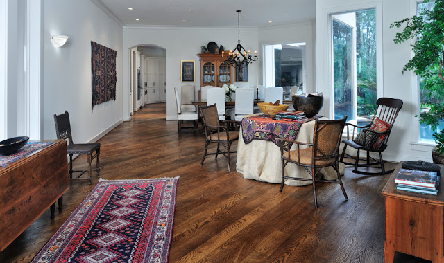 BTW: If you liked this group of articles, you'll probably enjoy this one:  5 Tips for Choosing Flooring for an Open Plan House