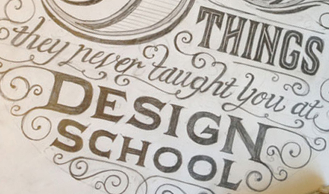 Click To Read: D*mn Good Advice For Interior Design Students