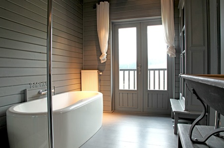 ARTICLE:20 Beautifully Smooth, Streamlined Walls DESIGNED By Tongue & Groove Paneling