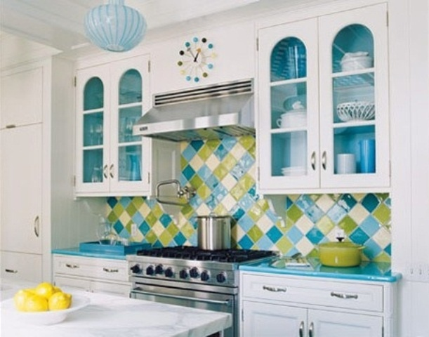 Designer:  Anthony Baratta , Image via:  House Beautiful