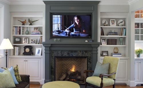 Designer:  Julie Williams Design , Image via:  Houzz.com