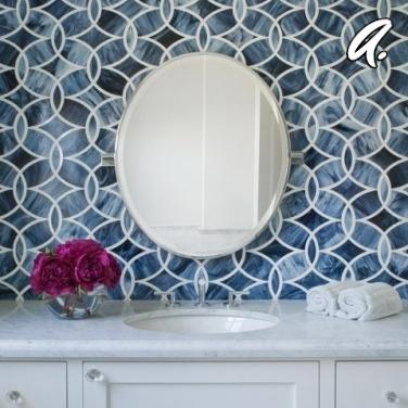 DESIGNED's Definitive Guide To Home Backsplash Design, Image via:  Ann Sacks