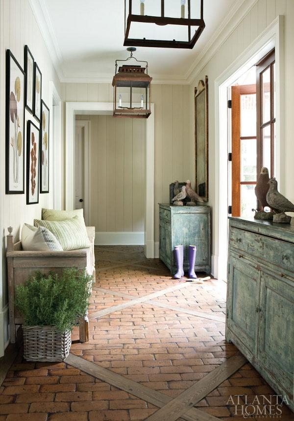 Designer:  Amy Morris , Image via:  Atlanta Homes & Lifestyles