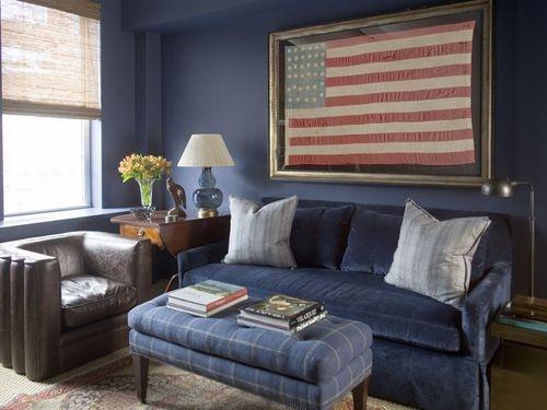 Image via:  Mrs. Howard Personal Shopper  #4thofJuly #Americanflag