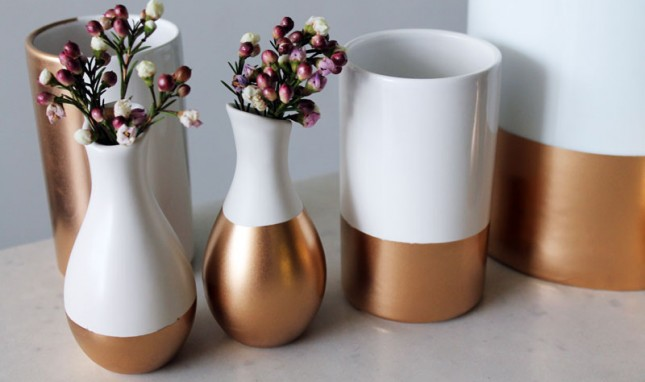 4 Diy Projects Proving Spray Paint To Be The Duct Tape Of