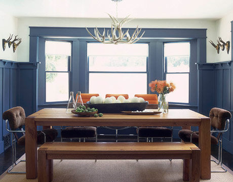 Image via:  House Beautiful,  Designer:  Kelly Van Patter