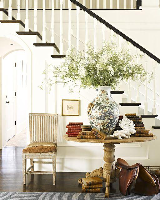 Interior Designer: Jeffrey Alan Marks, Image via:  The Zhush