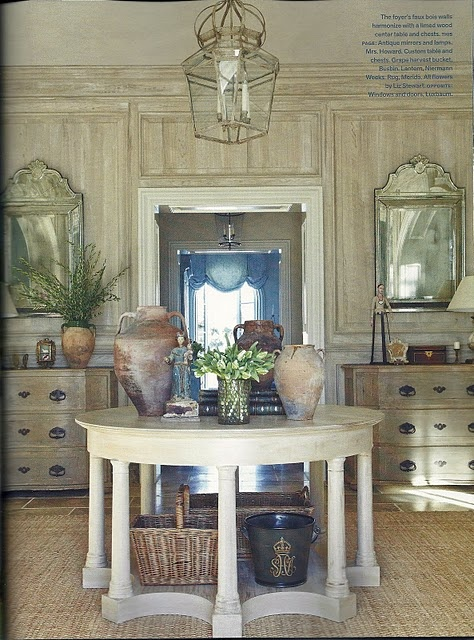 ARTICLE + GALLERY: Can a Table Cause Guests to Instantly Understand Your Design Style? This One Can
