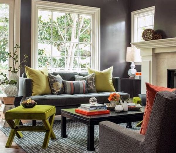 How to Go Gray When Your Entire House Is Beige - Pt. 1
