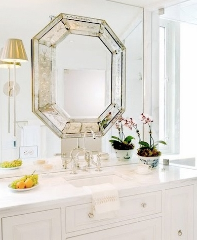 Mirror on top of mirror?  Oh yes. Here are 12 beautiful examples.
