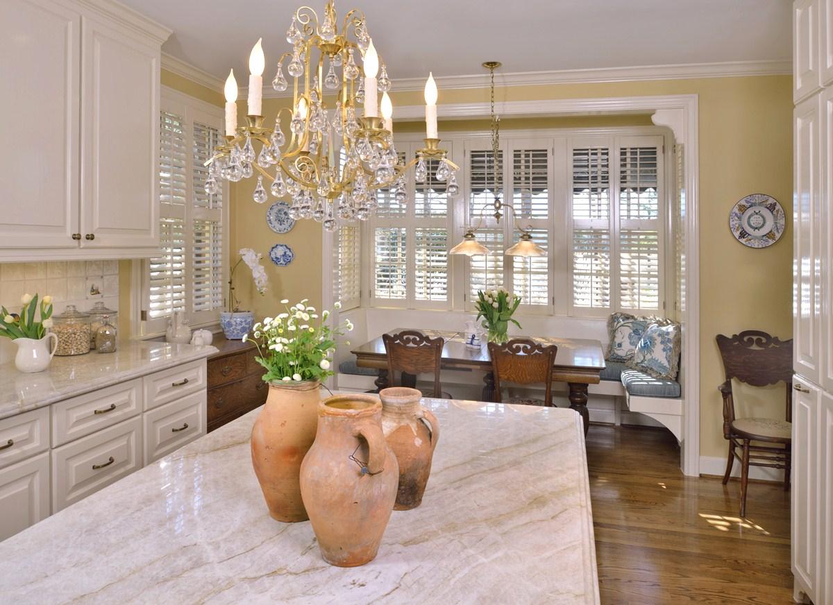 Kitchen DESIGNED by Carla Aston | Photography by Miro Dvorscak | Contractor:  Rueby Custom Homes