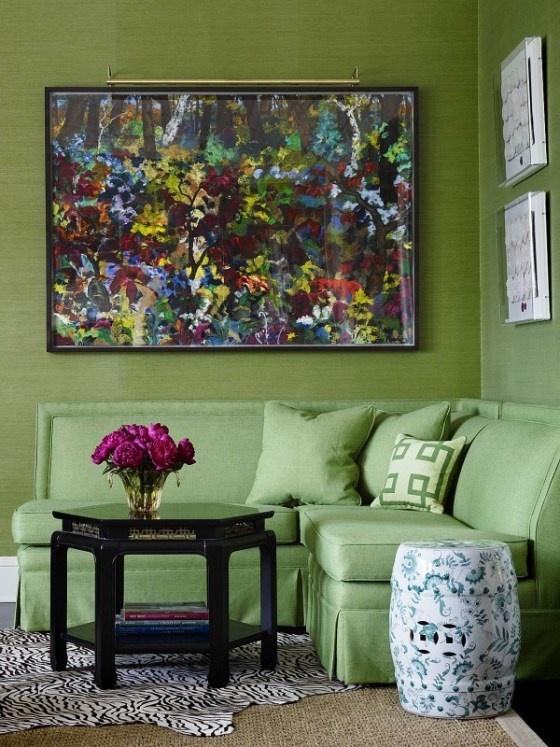 Designer: Amanda Nesbit, Image via:  Apartment Therapy