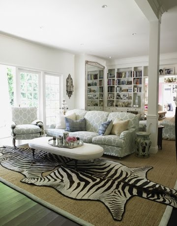 Designer: Windsor Smith, Image via:  House Beautiful