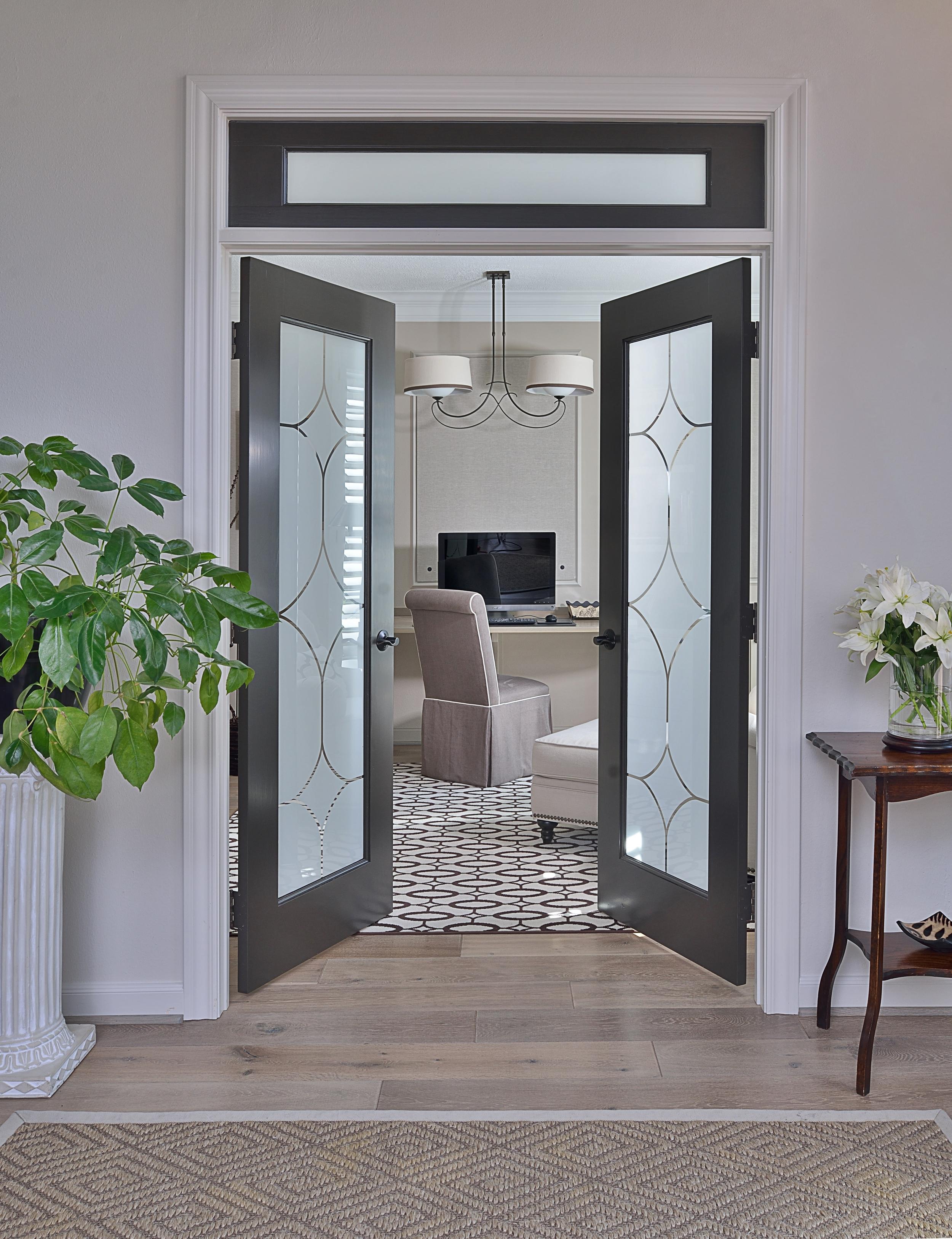 Home Office, Designer: Carla Aston