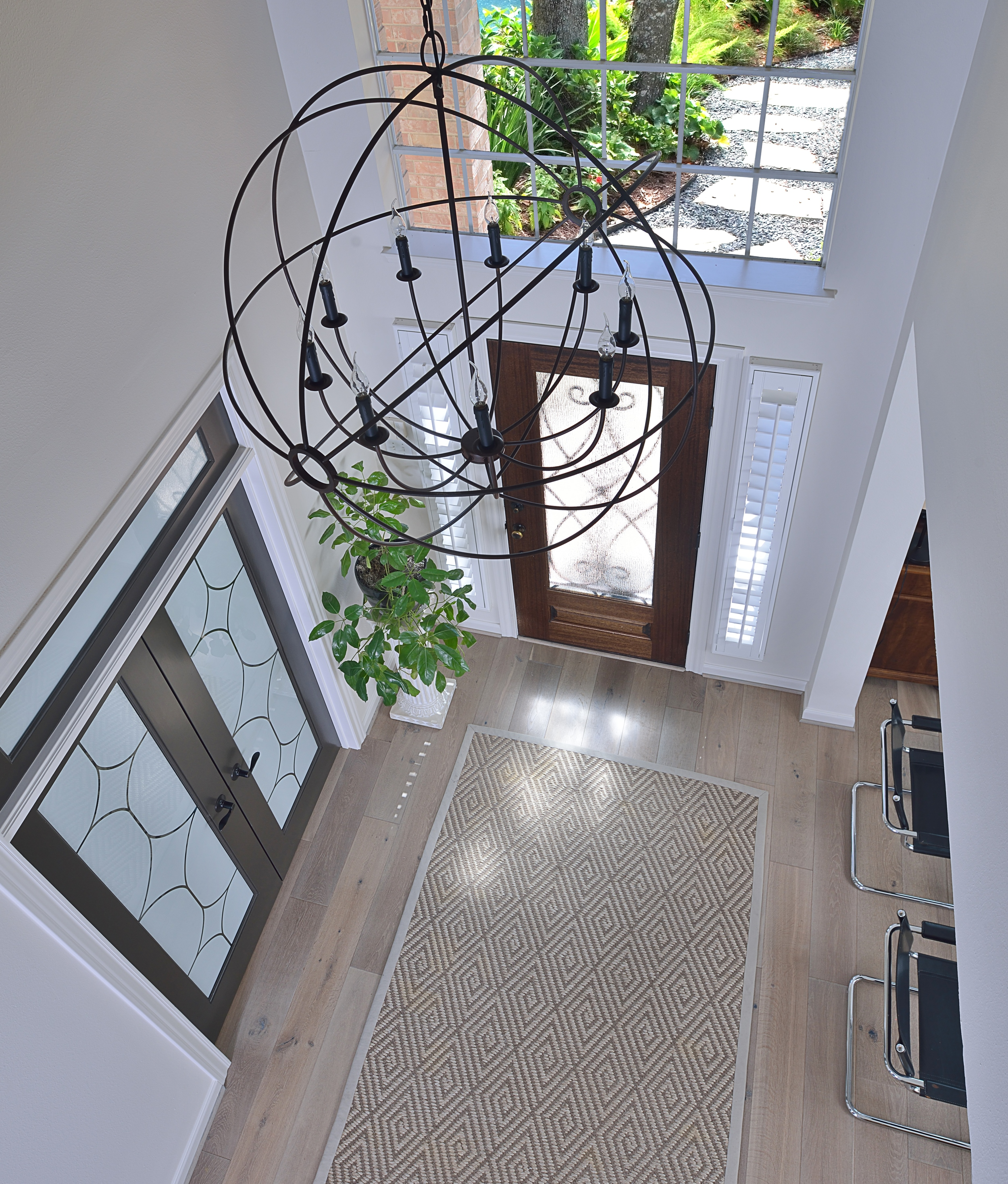 Entry Hall, Designer: Carla Aston