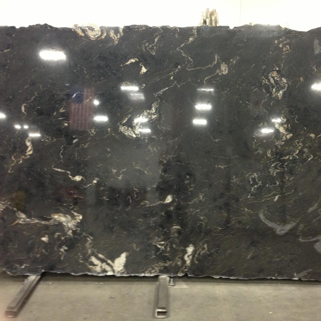 Titanium granite countertop slab, Arizona tile