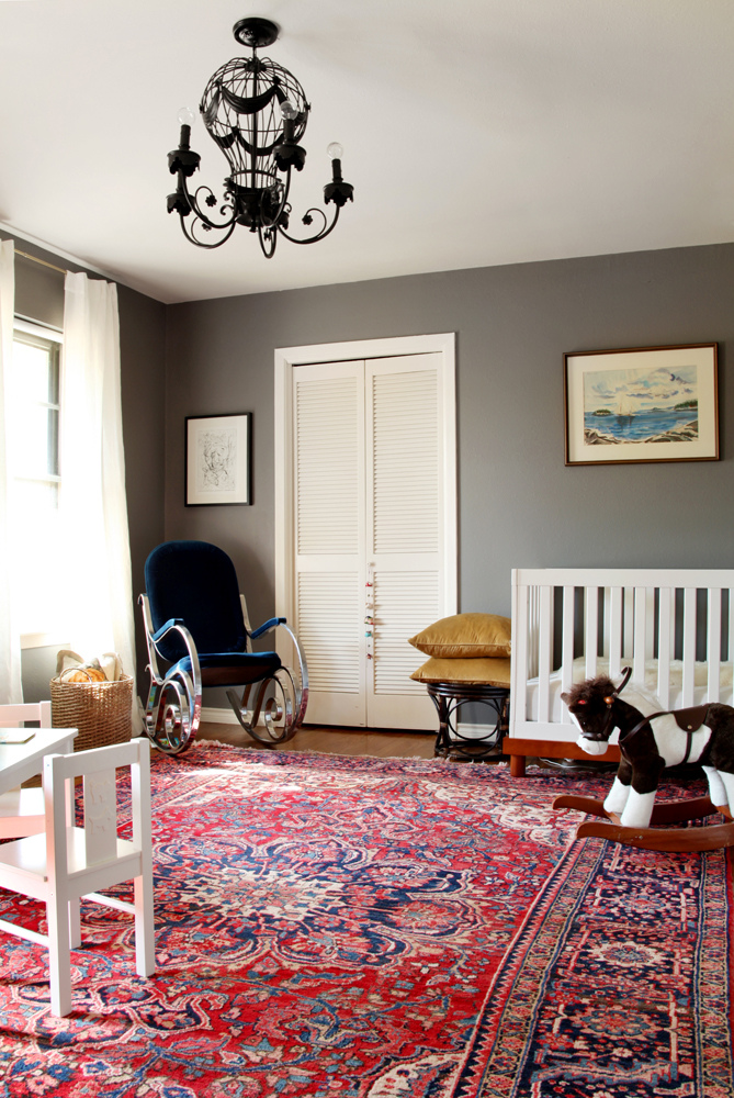 The Oriental Rug: Is It Going Out Of