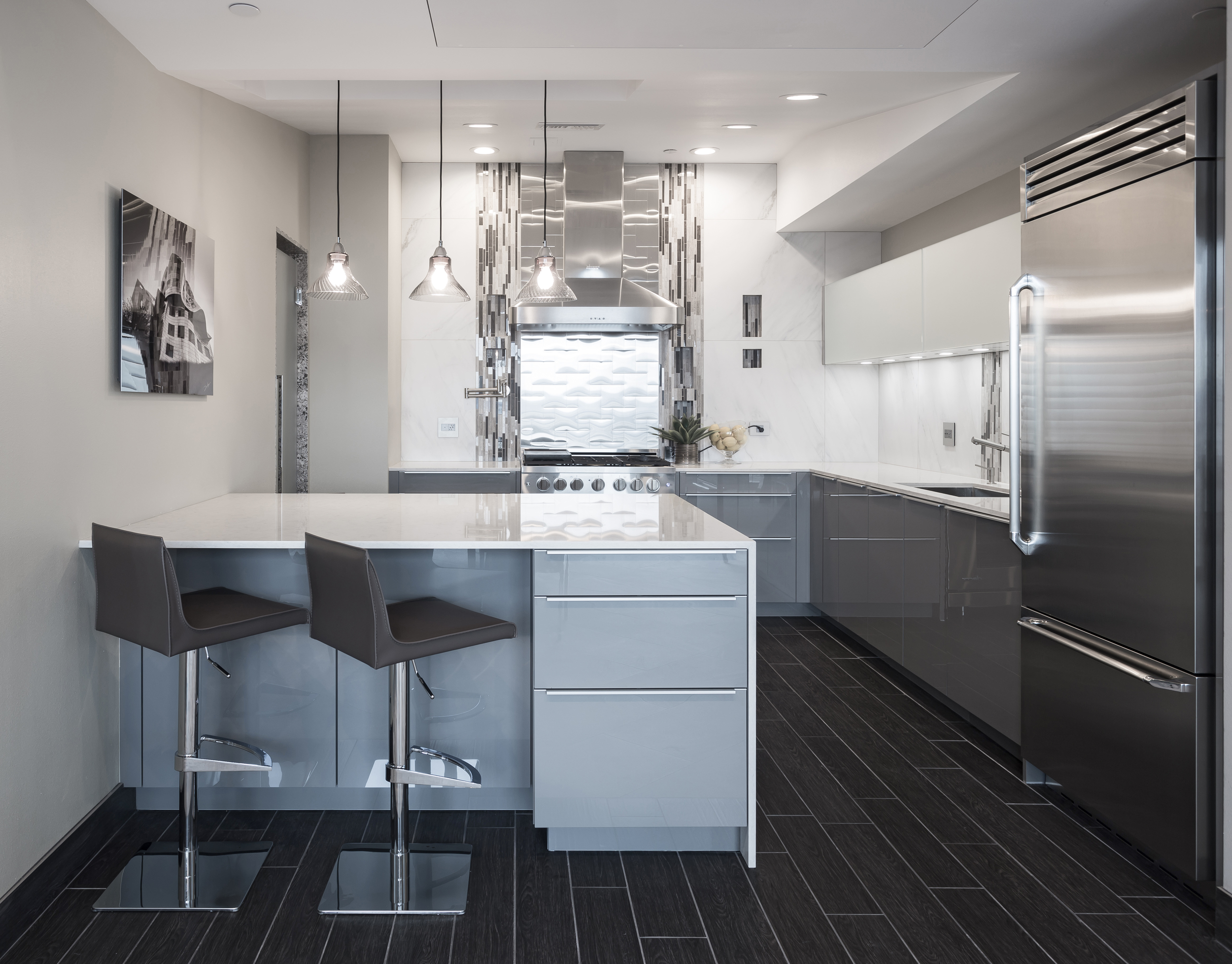 Best of #KBIS2015: Must-Have: The Detailed Perfection Of A Poggenpohl Kitchen | Carla Aston reporting from Modenus' #BlogTourVegas | Image via: Poggenpohl.com