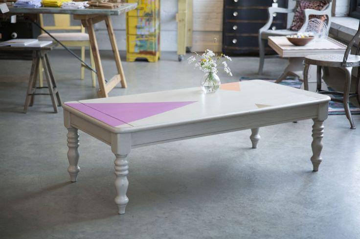 Coffee Table Via Knack Studios