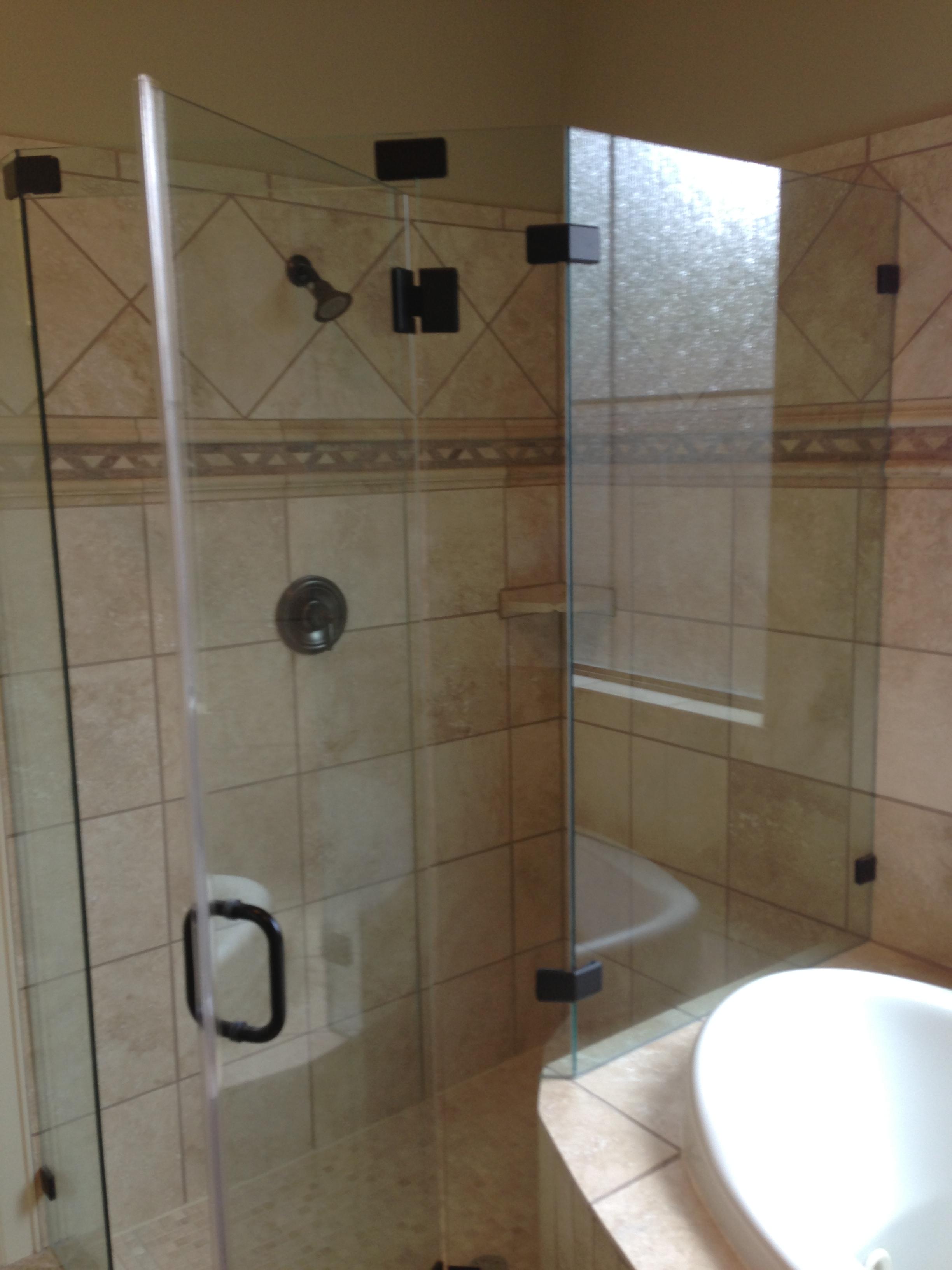 BEFORE Master Bath Remodel