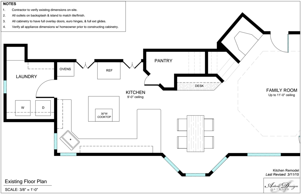 Existing floor plan | Click to enlarge