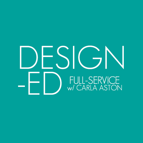 Click through for more info on all design services offered.
