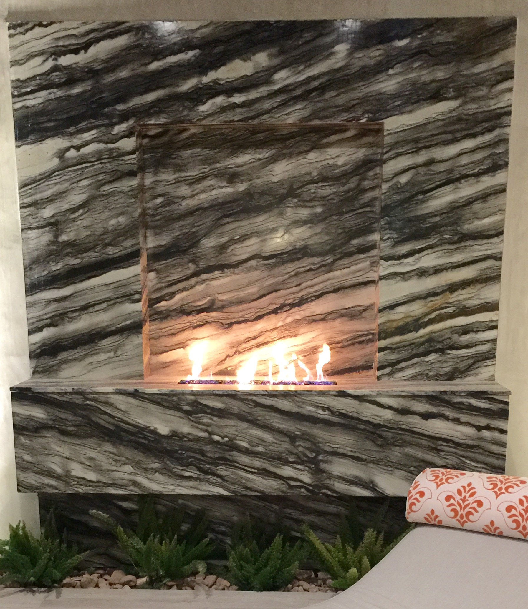Some of the amazing luxury features seen at the party for the    New American Home   . | KBIS2016
