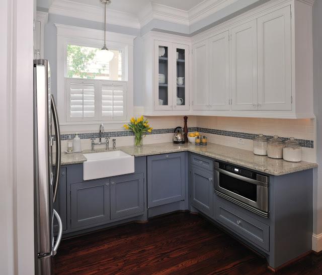 Kitchen remodel   Interior Designer: Carla Aston