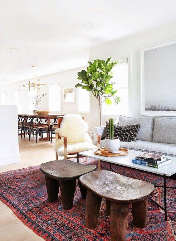 Image source:  Bloglovin'    Interior Designer: Amber Lewis