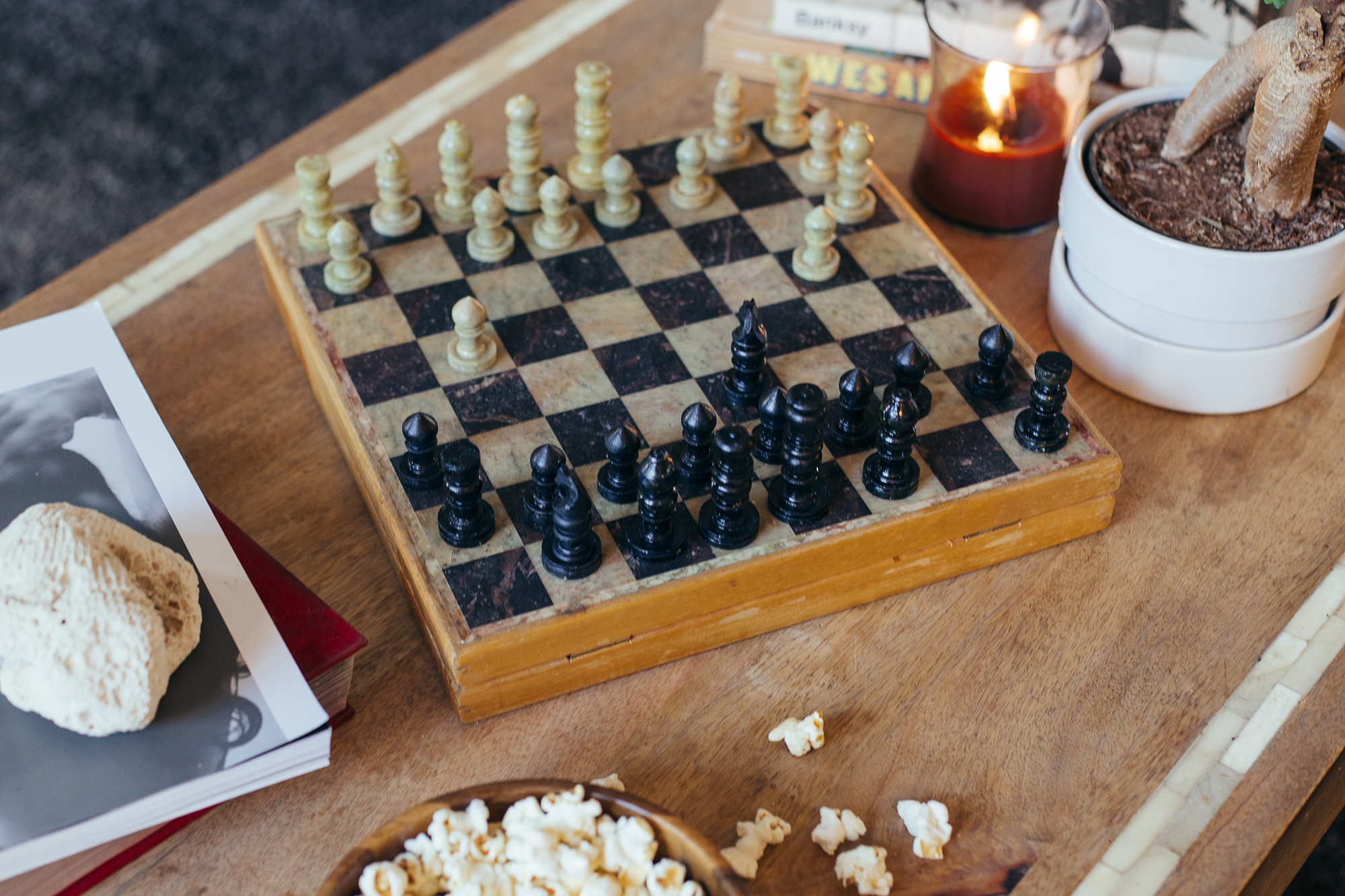 Must Have Board Games As Coffee Table Decor Designed