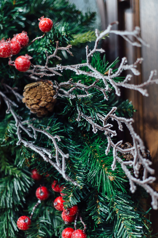 My Diy Woodlands Christmas Wreath I Got Crafty Designed