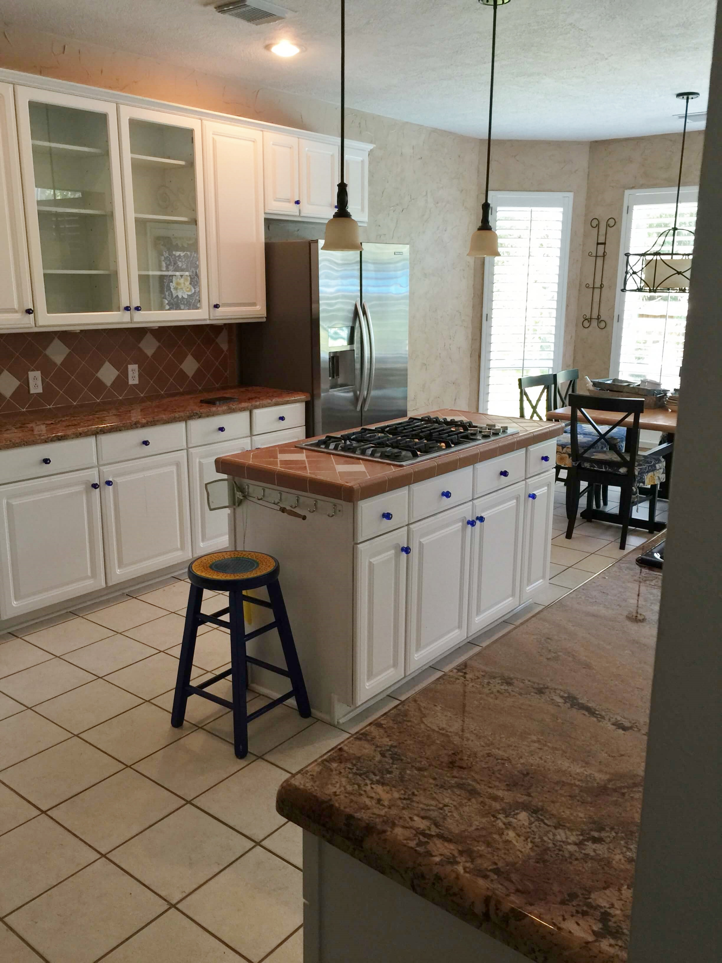Before And After My Own Kitchen Remodel Reveal Designed