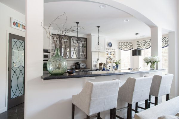 Kitchen Remodel - Before and After, Carla Aston - Designer, Tori Aston - Photographer
