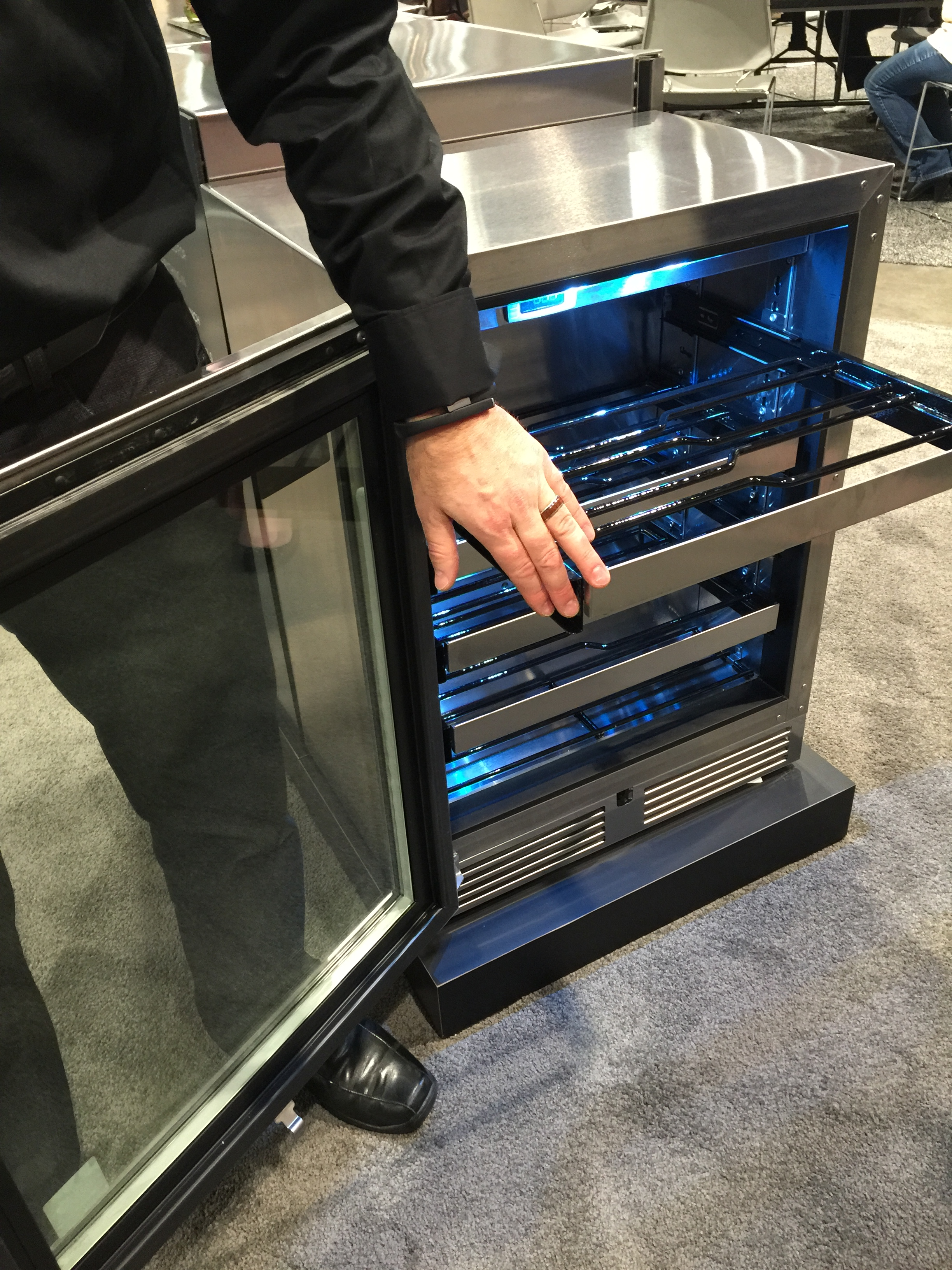 Perlick undercounter refrigeration