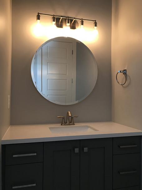 Backsplash Advice For Your Bathroom - Would you tile the