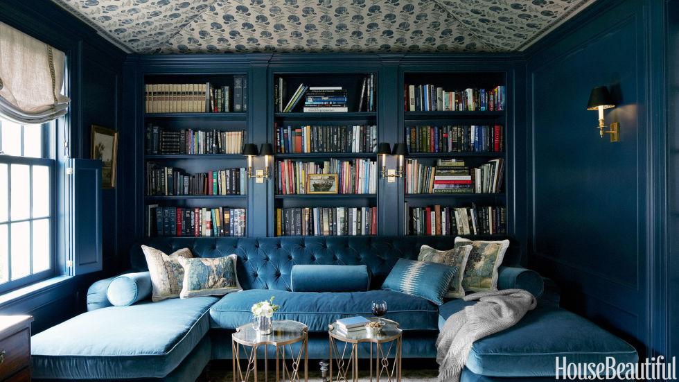 Designer:  Jeannette Whitson,  Image via:  House Beautiful