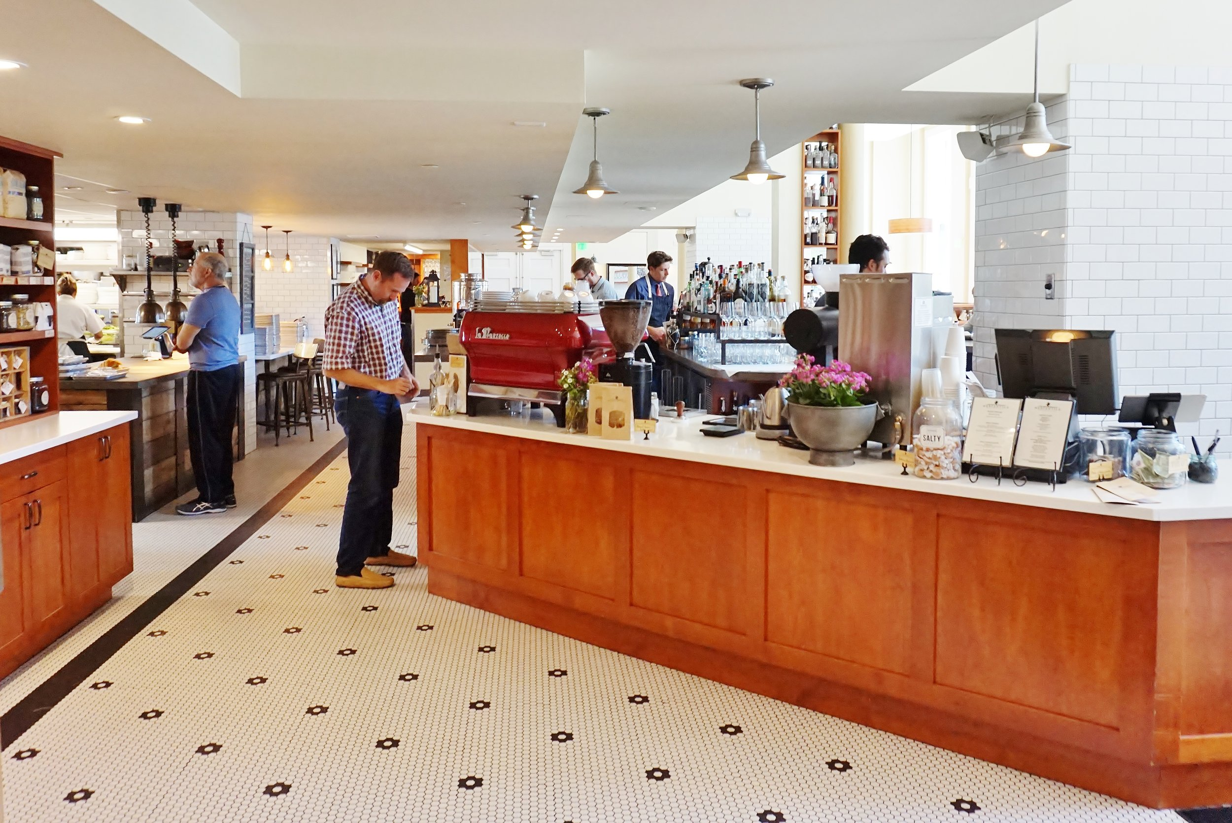 Mercantile Dining and Provisions | The Crawford Hotel