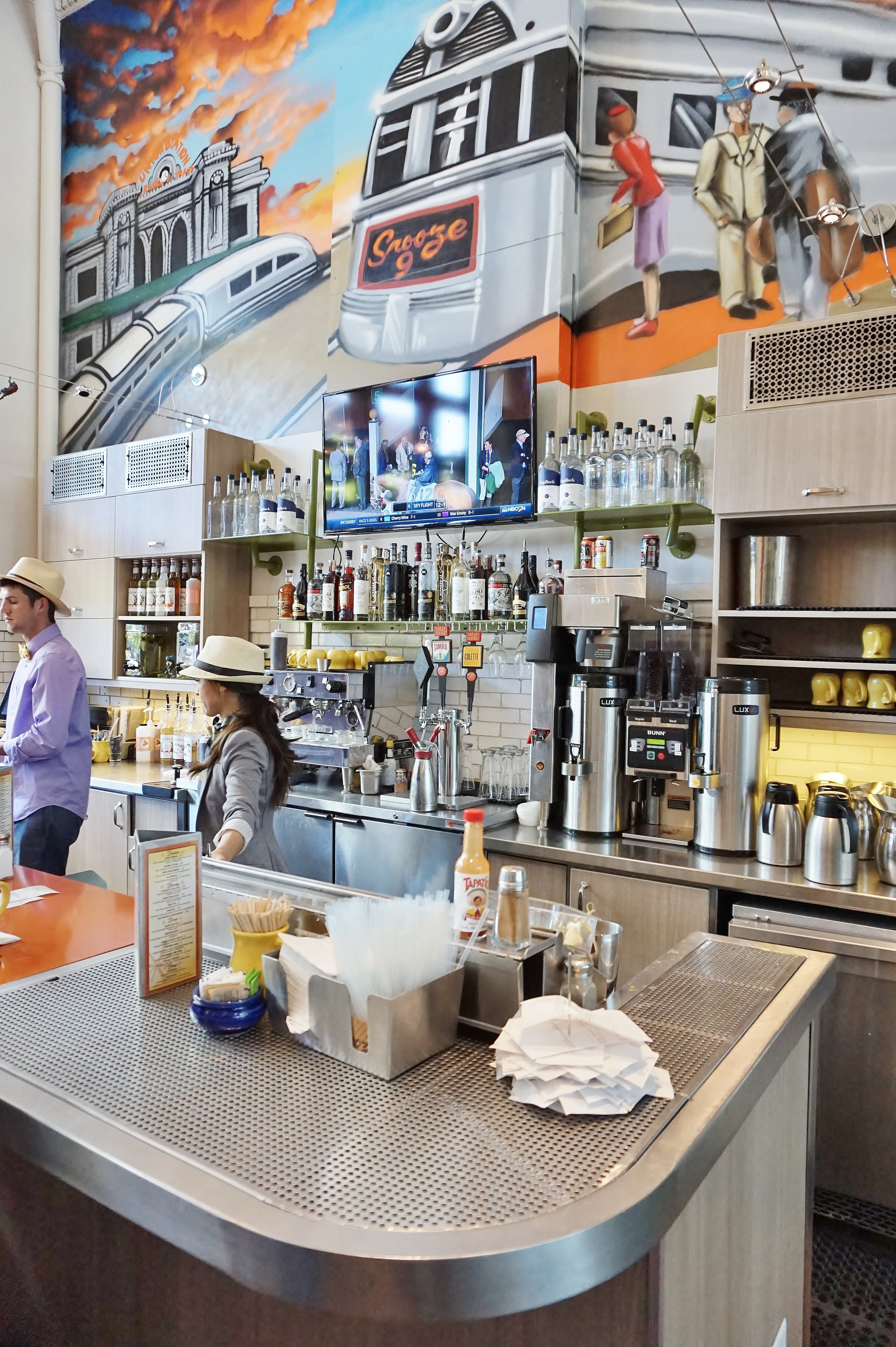 Snooze restaurant | The Crawford Hotel at Union Station | Denver