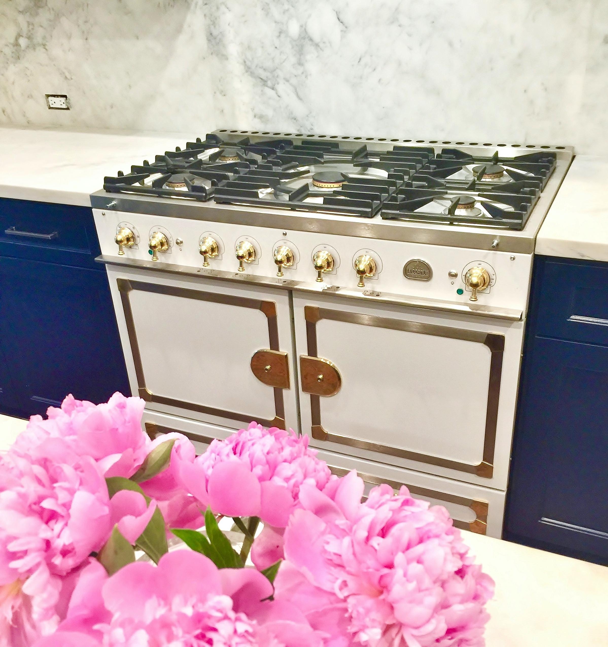 La Cornue range kitchen remodel